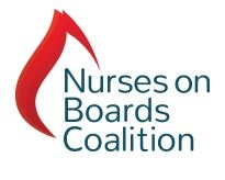 Nurses on Boards Coalition logo