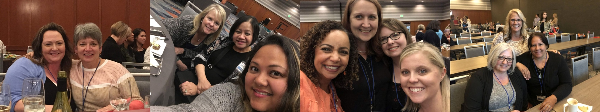 Friends and Colleagues at 2019 Conference